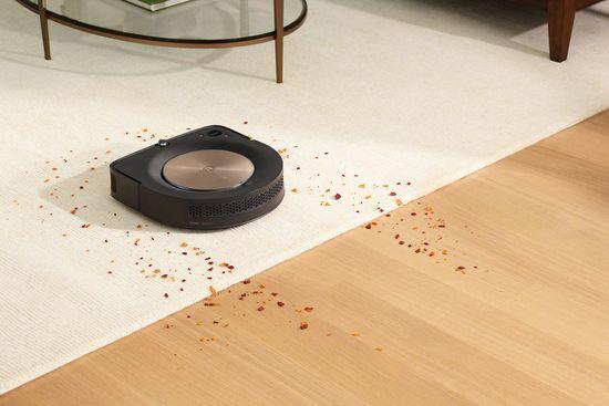 iRobot Roomba s9+ robotski sesalnik