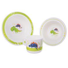 Orion Dětská jídelní sada DINO 3 ks