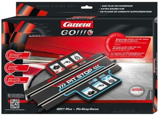 CARRERA gra Pit-Stop GO+ 61664