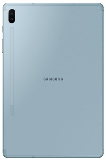 Samsung Galaxy Tab S6 (T860), 6GB/128GB, Wi-Fi, Cloud Blue (T860NZBAXEZ)