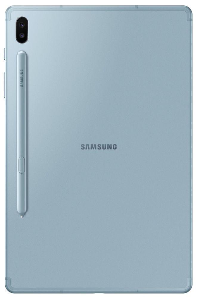Samsung Galaxy Tab S6 (T860), 6GB/128GB, Wi-Fi, Cloud Blue (T860NZBAXEZ) - rozbaleno