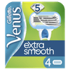 Gillette nadomestna rezila Venus ExtraSmooth, 4 kosi