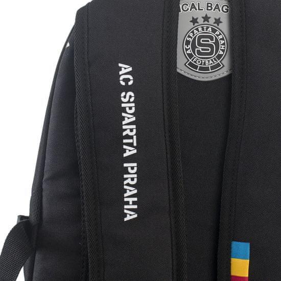 AC Sparta Praha Školní batoh ACS černý