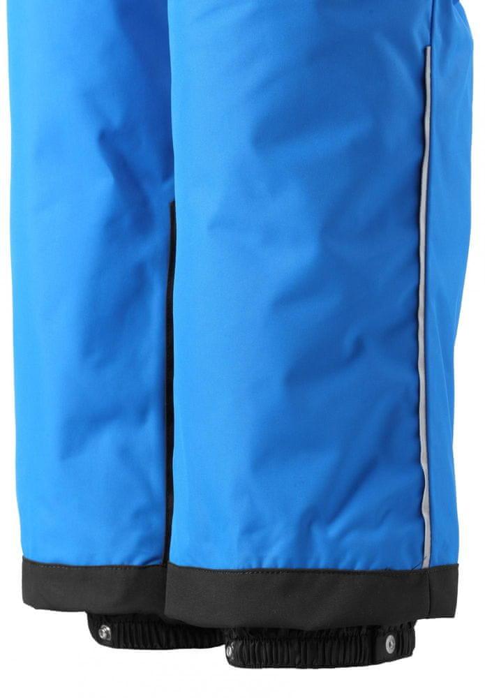 Reima dětské lyžařské kalhoty Wingon 134 modrá