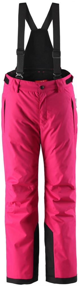 Reima dětské lyžařské kalhoty Wingon 134 růžová