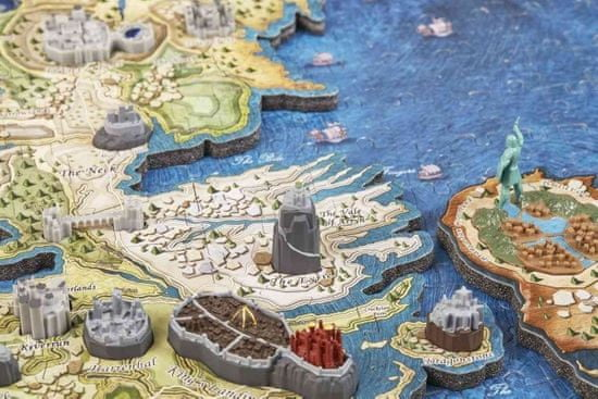 4D Cityscape 4D Hra o tróny (Game of Thrones) Westeros & Essos