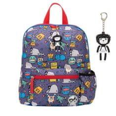 BABYMEL KIDS Monster detský batoh 3+