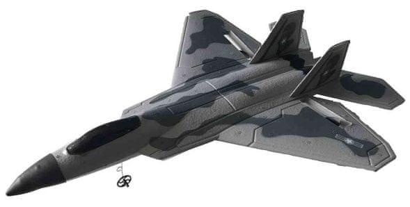 Silverlit F-22 Raptor Letadlo na dálkové ovládání Fleg