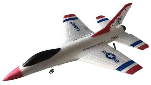 Silverlit F16 Letadlo na dálkové ovládání Fleg