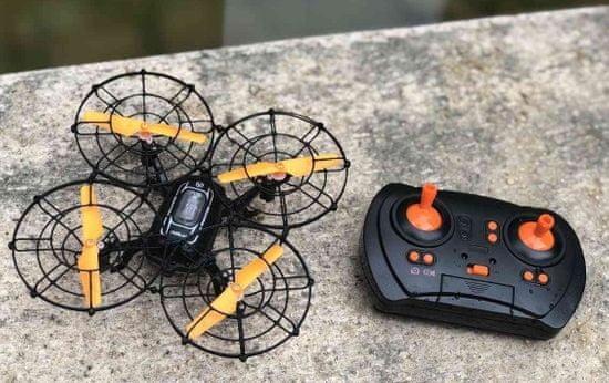 Fleg dron / łódź podwodna z kamerą