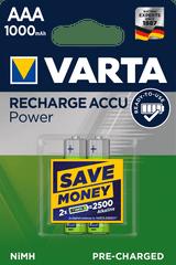 VARTA Nabíjacie batérie Power 2 AAA 1000 mAh R2U 5703301402