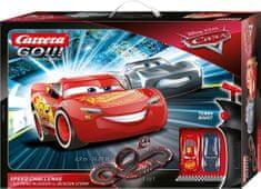 Carrera Autodráha GO 62476 Cars - Speed Challenge