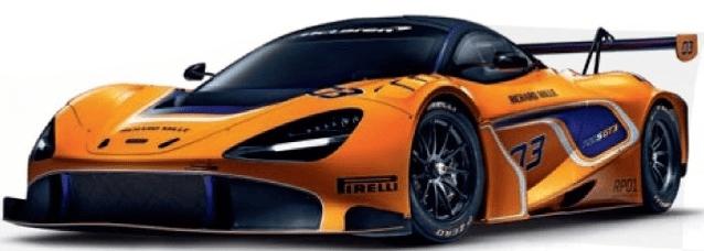 Carrera Auto EVO - 27609 McLaren 720S GT3