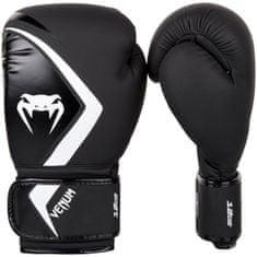 "VENUM Boxerské rukavice ""Contender 2.0"", černá/bílá 8oz"