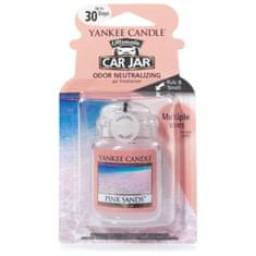 Yankee Candle gelová visačka do auta Pink Sands 1 ks