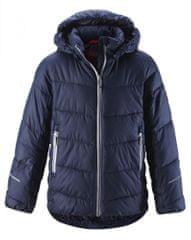 Reima dievčenská zimná bunda Malla 116 tmavomodrá