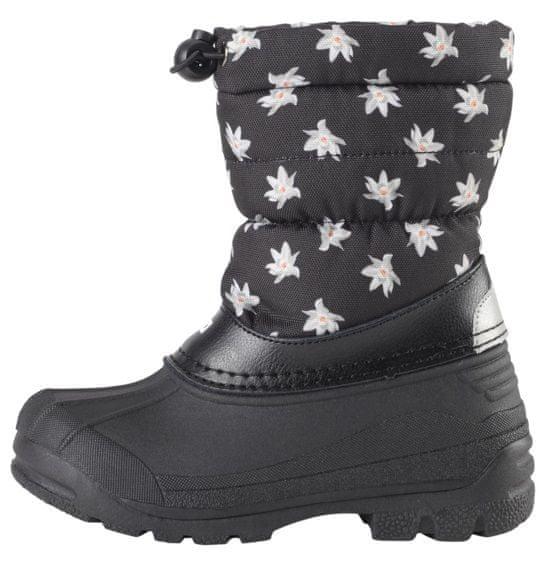 Reima dětské zimní boty Nefar 32, černá
