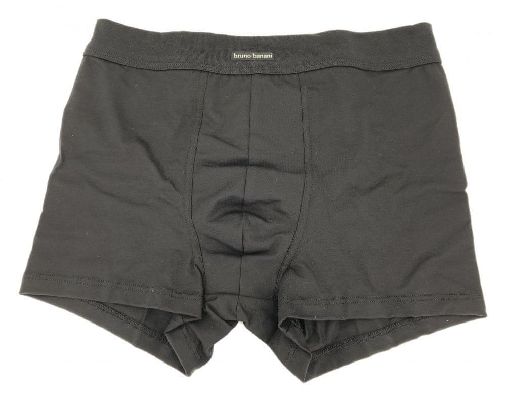 Bruno Banani Pánské boxerky 2418-1600 černá - Bruno Banani černá L