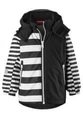 Reima kurtka zimowa dziewczęca Lennos 134 czarna