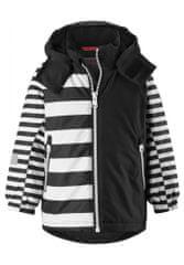 Reima kurtka zimowa dziewczęca Lennos 122 czarna