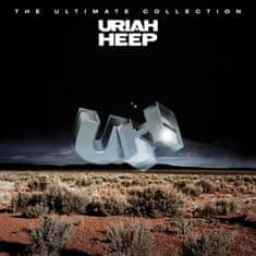 Uriah Heep: Ultimate Collection/34 Tracks EXCLUSIVE BEST OF (2x CD) - CD
