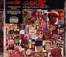 Gorillaz: Singles Collection 2001-2011 - CD