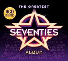 Various Artists: Various Artists: Greatest Seventies Album (4x CD) - CD