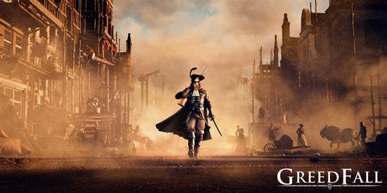 Focus Greedfall igra (Xbox One)