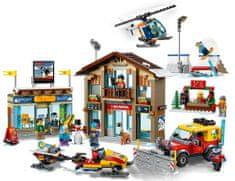 LEGO klocki City 60203 Kurort narciarski