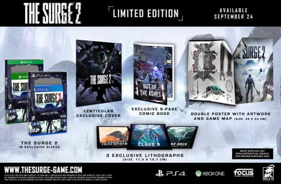 Focus The Surge 2 - Limited Edition igra (PS4)