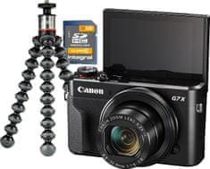 Canon PowerShot G7 X Mark II Vlogger Kit (1066C037)