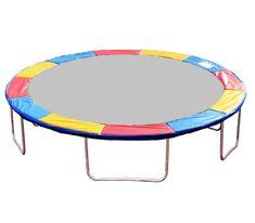 Aga zaščitna blazina za trampolin 430 cm Trikolóra