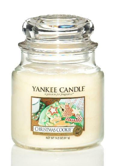 Yankee Candle vonná svíčka Christmas Cookie 411 g