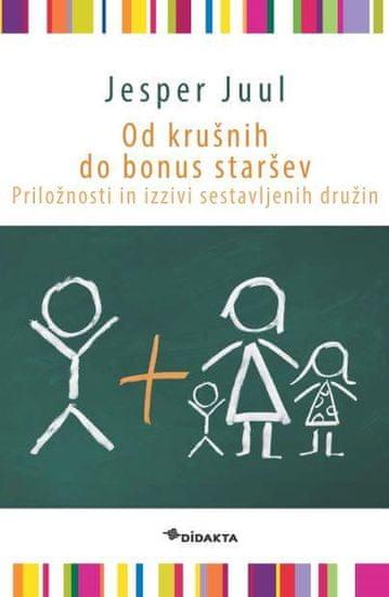 Jesper Juul: Od krušnih do bonus staršev