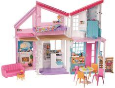 Mattel Barbie Malibu dom