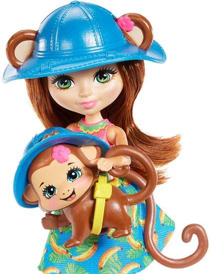 Mattel Enchantimals Čoln za ogled džungle GFN58