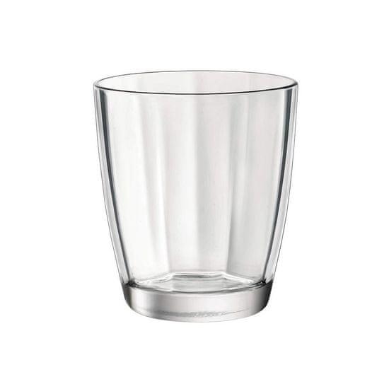 Bormiolli Sklenice PULSAR 300 ml, čirá, 6 ks