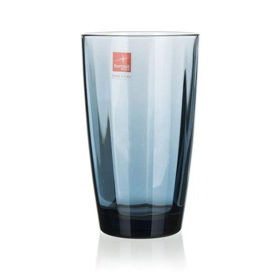 Bormiolli Sklenice PULSAR 470 ml, modrá, 6 ks