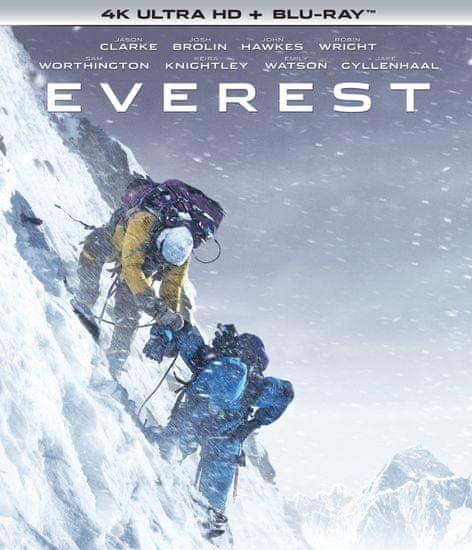 Everest (2 disky) - Blu-ray + 4K Ultra HD