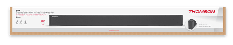 Thomson SB200BT soundbar