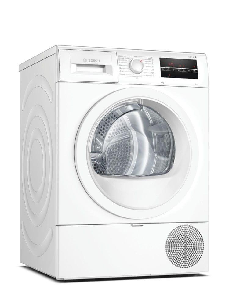 Bosch sušička prádla WTR87TW1CS - zánovní