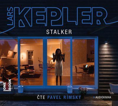 Kepler Lars: Stalker (2x CD) - MP3-CD