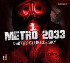 Glukhovsky Dmitry: Metro 2033 (2x CD) - MP3-CD