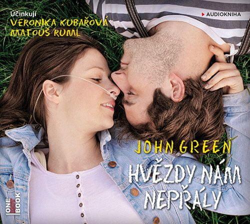 Green John: Hvězdy nám nepřály - MP3-CD