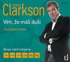 Clarkson Jeremy: Vím, že máš duši - MP3-CD