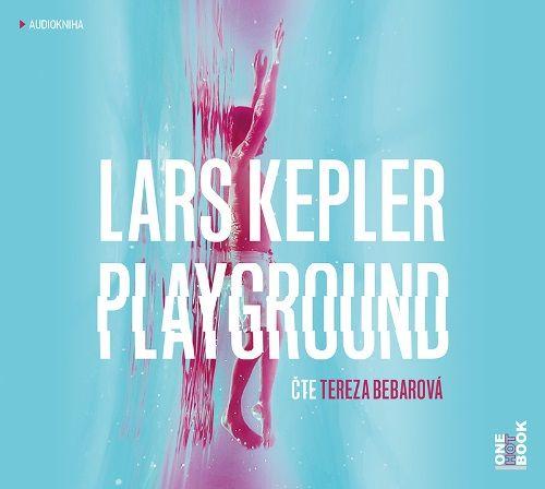 Kepler Lars: Playground - MP3-CD
