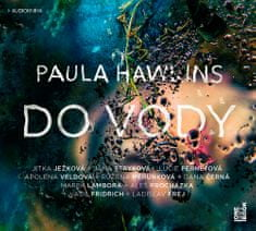Hawkins Paula: Do vody - MP3-CD