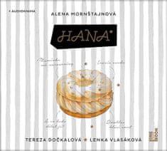 Mornštajnová Alena: Hana - MP3-CD