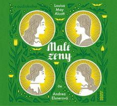 Alcott Louisa May: Malé ženy (2x CD) - MP3-CD