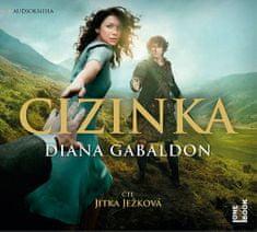 Gabaldon Diana: Cizinka (2x CD) - MP3-CD